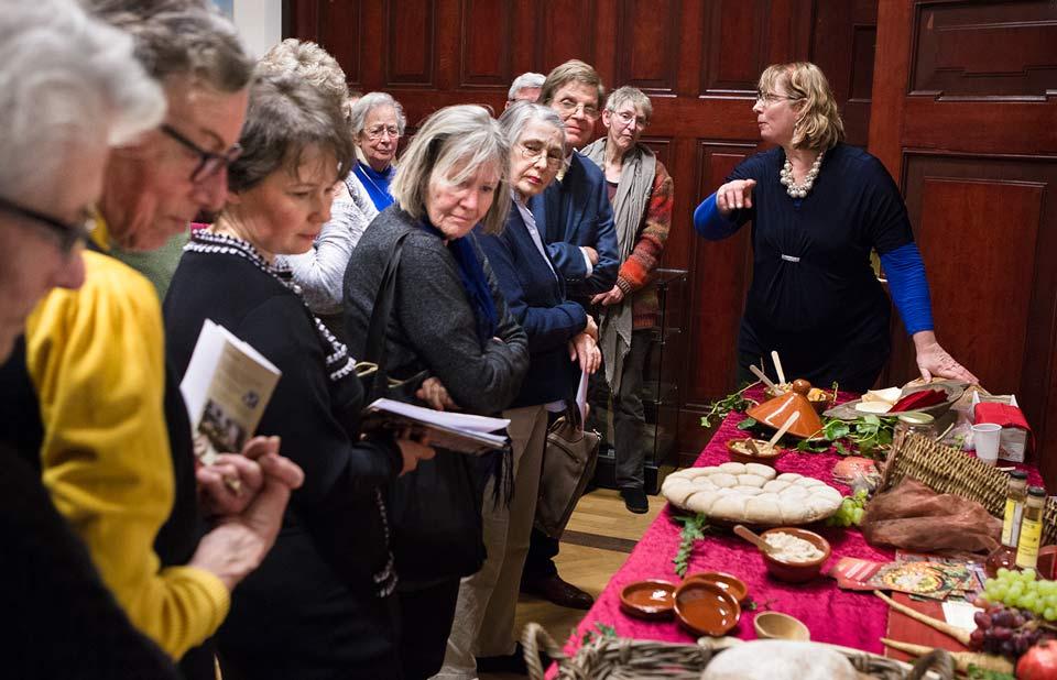 Lezing en proeverij 'De smaak van de 17e eeuw